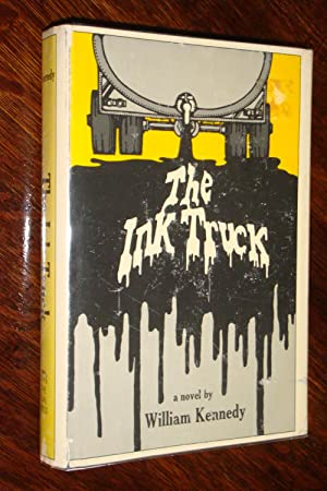 THE INK TRUCK (signed 1st)