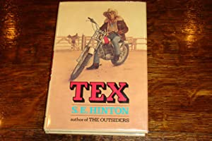 TEX (signed 1st)