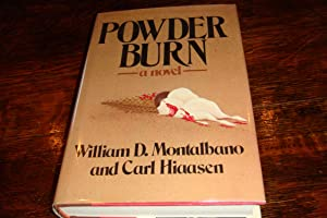 POWDER BURN (signed 1st)