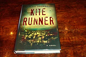 THE KITE RUNNER (signed 1st in Farsi & English)