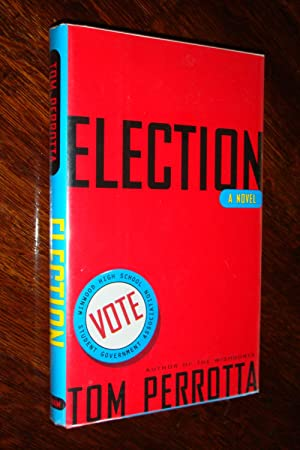 ELECTION ( signed 1st printing )