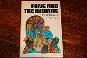 FONG AND THE INDIANS ( signed 1st printing )