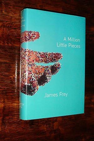 A MILLION LITTLE PIECES (signed 1st edition): Frey, James
