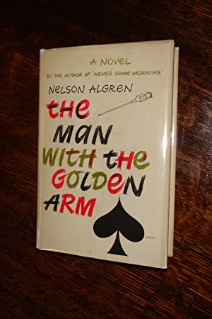 THE MAN WITH THE GOLDEN ARM (1st printing)
