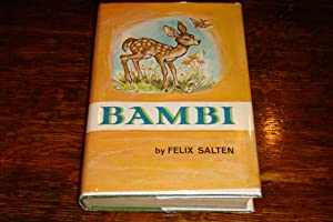 BAMBI - A Life in the Woods (1st edition)