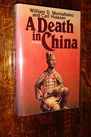 A DEATH IN CHINA (signed 1st)