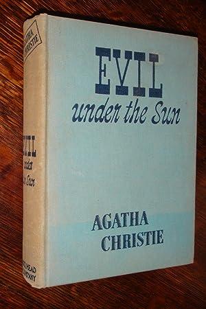 EVIL UNDER THE SUN: Christie, Agatha