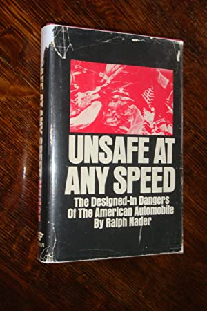 UNSAFE AT ANY SPEED (signed 1st)