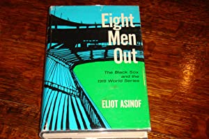 EIGHT MEN OUT (1st edition)