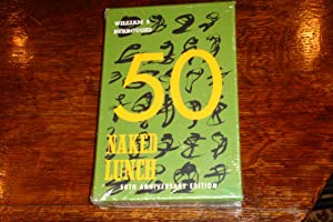 NAKED LUNCH (sealed 50th Anniversary Edition)