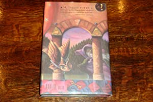 HARRY POTTER AND THE SORCERER'S STONE (1st BCE - full numberline): Rowling, J.K.