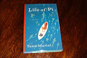 LIFE OF PI (1st edition): Martel, Yann