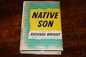 NATIVE SON (1st edition in 1st issue green DJ)
