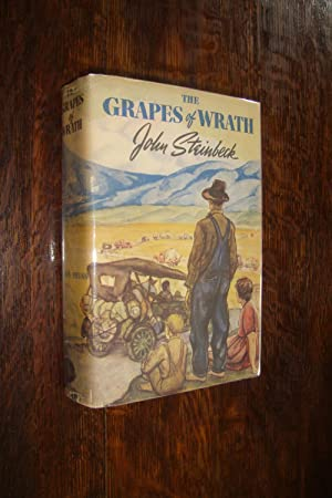 The Grapes of Wrath (1st printing)