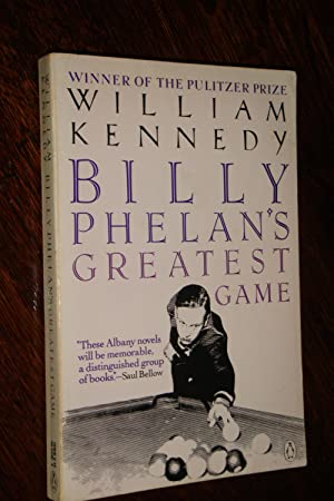 BILLY PHELAN'S GREATEST GAME (signed)