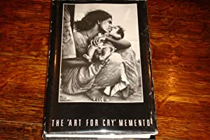The Art For Cry Memento - India Photography (1st edition)