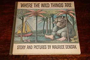 Where the Wild Things Are (1st Edition + signed bookplate)