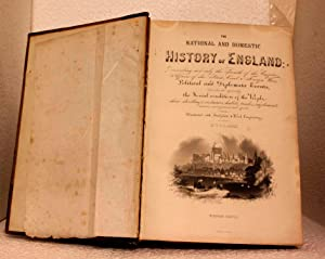 National and domestic history of England (3 volumes set No increase in postage for UK orders: ...