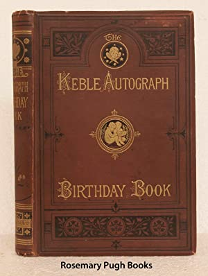 Keble autograph birthday book: KEBLE J