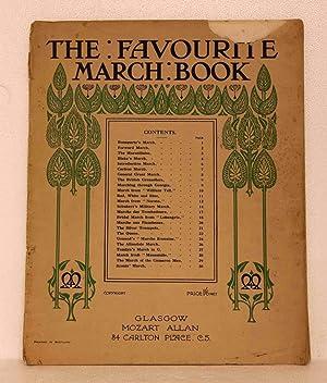Favourite march book: MOZART ALLAN [publisher]