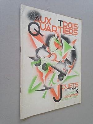 AUX TROIS QUARTIERS: Alexey BRODOVITCH