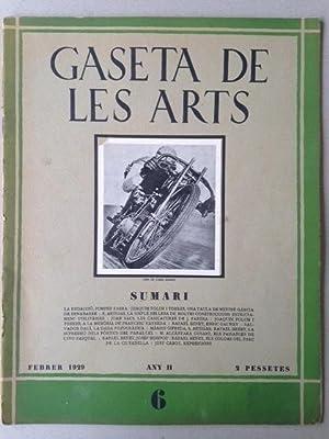GASETA DE LES ARTS - Arquitectura, Escritura,: Salvador DALI, Rafael