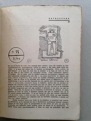 ESTRUCTURA - Ediciones Alfar.: Joaquin TORRES GARCIA