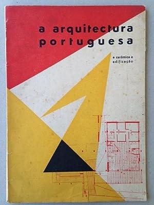 A ARQUITECTURA PORTUGUESA - Revista bimestral.: Max BILL, Richard NEUTRA, Amedeo MODIGLIANI, Abel ...