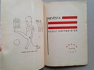 NEVESTA REVUE - Balety Karikatury: Adolf HOFMEISTER