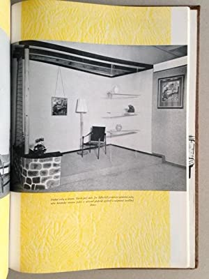 SOUDOBA BYTOVA KULTURA - CULTURE D'HABITATION - THE ART OF MODERN HOUSING - Nos. 1 à 7....