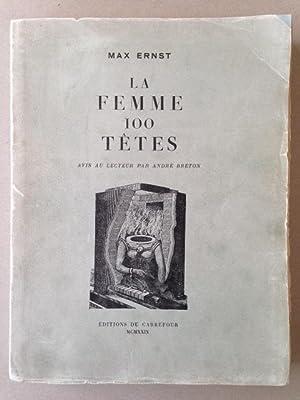 LA FEMME 100 TÊTES - UN DES: Max ERNST