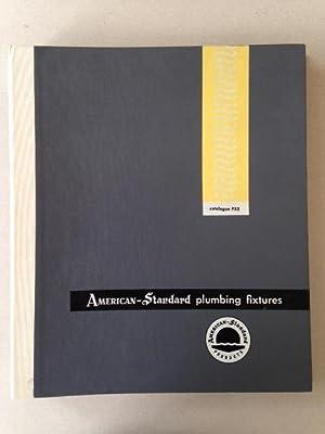 AMERICAN-STANDARD PLUMBING FIXTURES - Catalogue P55.: Ladislav SUTNAR -