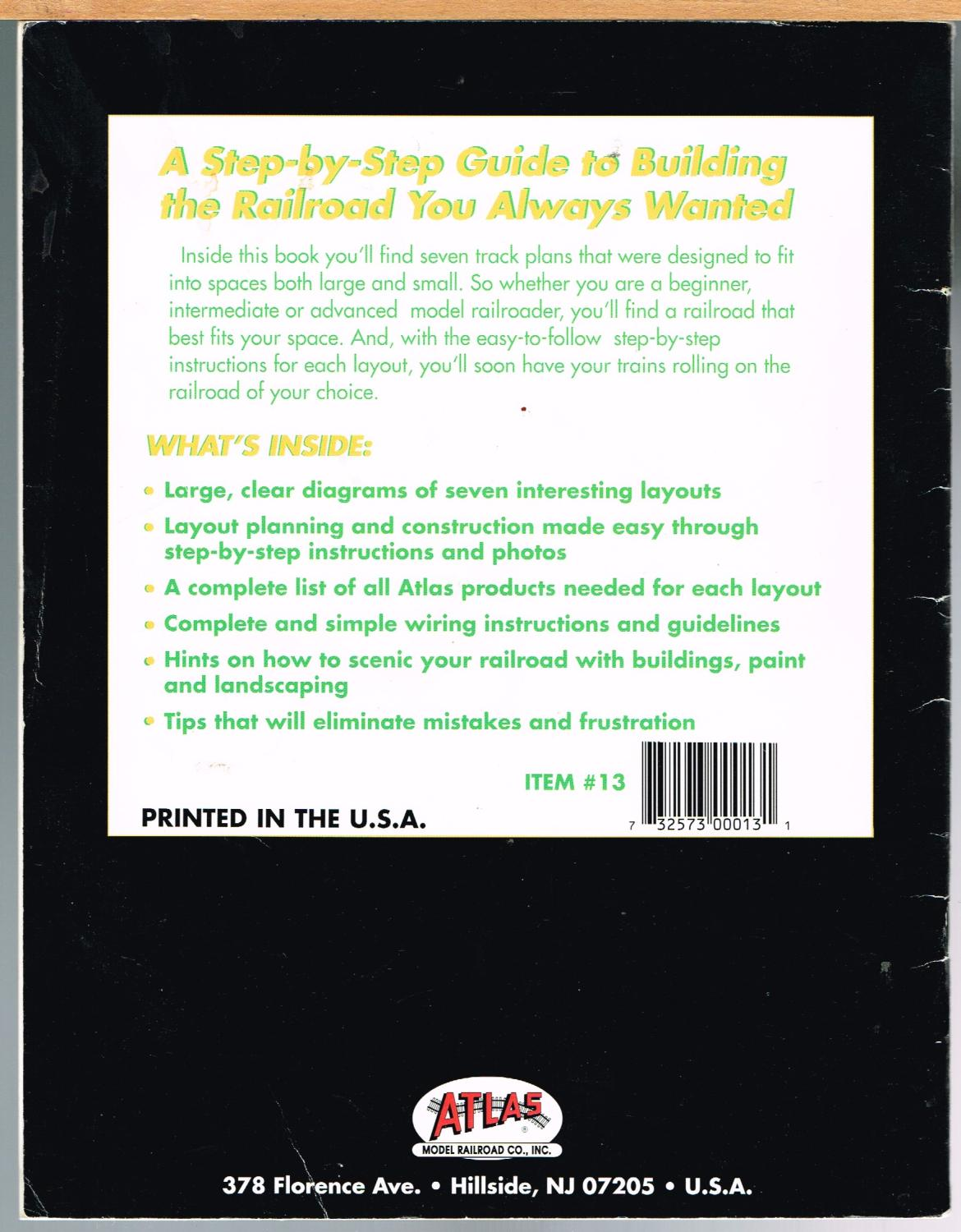 Seven Step By Ho Railroads For All Skill Levels Editorial Wiring Diagrams Model Railroad Staff