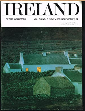 Ireland of the Welcomes, Volume 30, Number 6, November-December 1981
