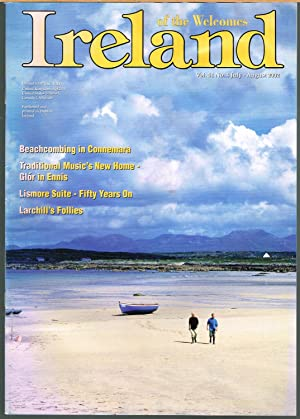 Ireland of the Welcomes, Volume 51, Number 4, July-August 2002
