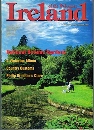 Ireland of the Welcomes, Volume 54, Number 4, July-August 2003