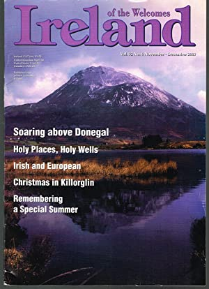 Ireland of the Welcomes, Volume 52, Number 6, November-December 2003