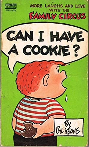 Family Circus: Can I Have a Cookie?