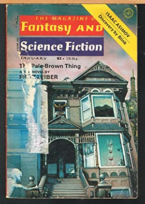 Magazine of Fantasy and Science Fiction January: FERMAN, EDEARD L.,