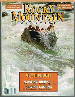 ROCKY MOUNTAIN MAGAZINE, APRIL 1980 , Vol.: EVANS, KAREN, Editor.