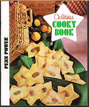 Christmas Cooky Cookie Book
