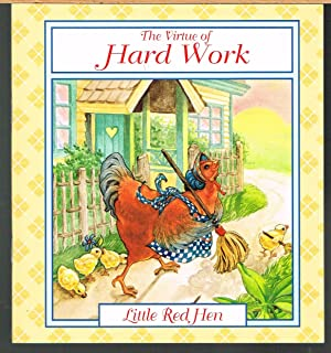 LITTLE RED HEN, Virtue of Hard Work, a Leap Frog Book.