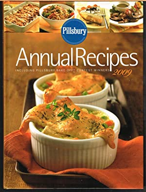 PILLSBURY ANNUAL RECIPES 2009; Including Pillsbury Bake-Off Contest Winners