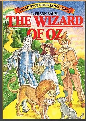 Treasury of Children's Classics: Wizard of Oz.: Baum, L. Frank.
