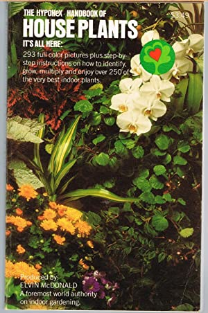 HYPONeX Handbook of House Plants.