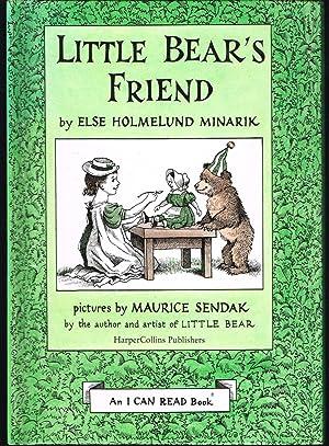 Little Bear's Friend, an I Can Read: Minarik, Else Holmelund.