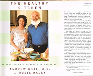 Healthy Kitchen; Recipes for a Better Body, Life and Spirit.