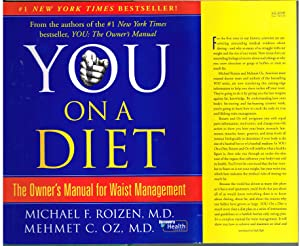 You on a Diet, Owner's Manual to Waist Management.