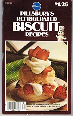 PILLSBURY'S REFRIGERATED BISCUIT RECIPES