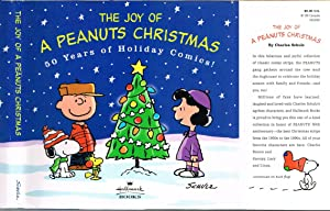 Joy of a Peanuts Christmas; 50 Years of Holiday Comics!